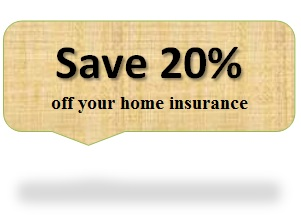 Save Home Insurance Banner